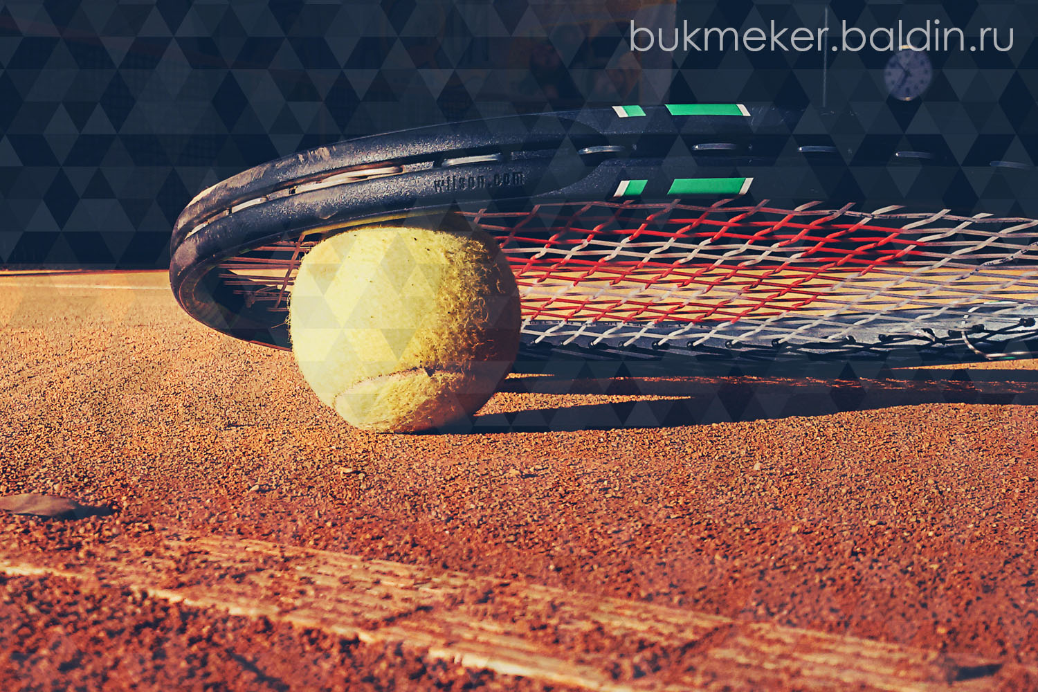 Total Tennis Trading — Second Set (Второй Сет) #3